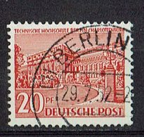 Berlin 1949 // Mi. 49 O - Gebraucht