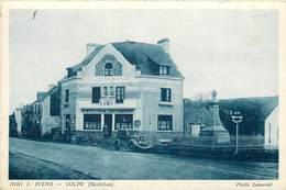 COLPO-hotel J.éveno - France