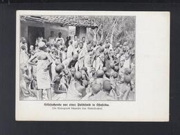 Dt. Reich AK Poliklinik In Ostafrika  Berliner Frauenmissionsbund - Missionen