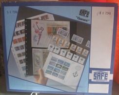 I.D. - Feuilles GARANT - 8 Bandes Verticales Pour Roulettes Fond Transparent - REF. 7248 (5) - Albums & Reliures