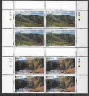 1999 ARMENIE 313-14** Europa, Environnement, Blocs De 4 - Arménie
