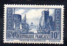 FRANCE - YT N° 261 Type 3 - Neuf ** - MNH - Cote: 170,00 € - France