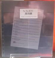 I.D. - Feuilles GARANT - 10 CASES Pour Carnets Fond Transparent - REF. 8251 (5) - Albums & Reliures