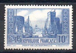 FRANCE - YT N° 261b Type 2 Certificat - Neuf ** - MNH - Cote: 500,00 € - Neufs
