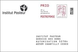 France 2018 - PAP Ciappa-Kavena - Institut Pasteur ( Mi 6336ya - YT 5016 ) - Entiers Postaux