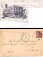 1901 Cartolina Da Perugia Per Palermo   023 - 1900-44 Vittorio Emanuele III