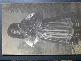 Bilhete Postal 1930 . Costumes Portuguezes (foto Original) - Sonstige