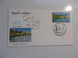 NOUVELLE CALEDONIE (1991) Vue De MARE - Nueva Caledonia