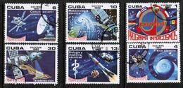 CUBA  Scott # 2321-6 VF USED (Stamp Scan # 444) - Cuba