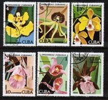 CUBA  Scott # 2328-33 VF USED (Stamp Scan # 444) - Cuba