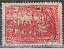 AUSTRALIA 193 //  YVERT 123 // 150 ANNIV. DE SIDNEY // 1937 - 1937-52 George VI