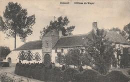 Hoeselt ,le Chateau De  Weyer , ( Hoesselt ),Het Kasteel ,  ( Environ De Bilsen ) - Hoeselt