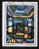 CUBA  Scott # 1205 VF USED (Stamp Scan # 444) - Cuba