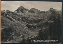°°° 13259 - LA CONCA DI CHENEIL E TOURNALIN (AO) 1956 °°° - Italia