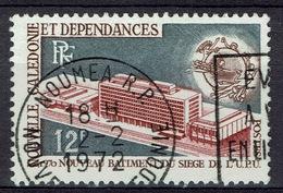 New Caledonia, Universal Postal Union, Bern, Switzerland, 1970, VFU - Used Stamps