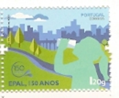 Portugal ** & 150 Years Of The Portuguese Free Waters Company, Drink Water 2018 (6891) - Fabbriche E Imprese