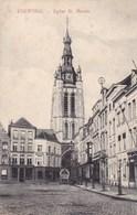 COURTRAI - Eglise Saint-Martin - Kortrijk