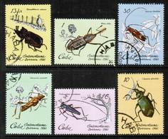 CUBA  Scott # 2299-2304 VF USED (Stamp Scan # 445) - Cuba
