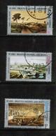 CUBA  Scott # 2443-5 VF USED (Stamp Scan # 445) - Cuba