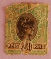 BRESIL ANNEES 1894/1904 YT 84 OBLITERE 2EME CHOIX VOIR 2 SCANS - Brasil