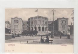 Christiania - Stortinget - Norvegia