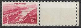 France - 1948 - Barrage De Génissiat - Y&T N° 817 ** Neuf Luxe ( Gomme D'origine Intacte ) - France