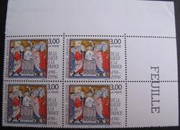 1953 - 1992 - BLOC N°3024 TIMBRES NEUFS** CdF ☛☛☛ PRIX DE DEPART A MOINS DE 15% DE LA COTE CATALOGUE - France