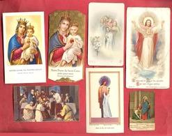 ** LOT  24  CARTES  RELIGIEUSES ** - Religion & Esotericism