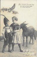Enfants: Série Der Kuckuck Und Der Esel (le Coucou Et L'âne) Wer Wohl Am Besten Sänge?... - Enfants