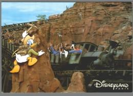 CPM Disneyland Paris - Big Thunder Mountain - Disneyland