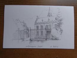 Wenskaart Van Turnhout, Speelkaarten Museum -> Onbeschreven - Turnhout