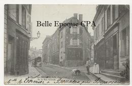 36 - BUZANÇAIS - Carrefour De La Rue Grande +++ CCCC, #9 ++++ 1902 ++++ - France