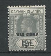 Cayman Islands War Stamp SG58 Sc MR7 - Cayman Islands