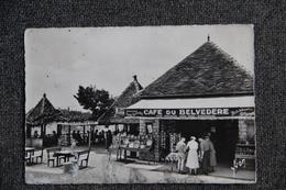 """ROCAMADOUR - L'Hospitalet , """" Café Du Belvédère"""", Guy DELPECH, Propriétaire. - Rocamadour"""