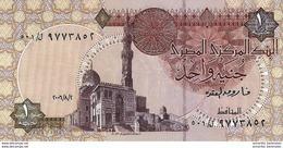 EGYPTE 1 POUND 2006 P-50 NEUF [EG316m] - Egypte