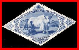 TUVA --- FEDERACION RUSA ( URIANJAYSKI KRAI )  STAMP SELLO AÑO 1934 - Tuva