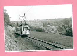 Photo Petit-Wasmes = Côte De Saint-Roch - Vervoer