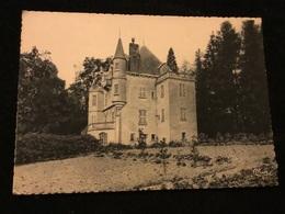 Courpiere Château Du Foulhoux Cpm - Courpiere