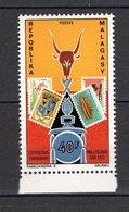 MADAGASCAR N° 505  NEUF SANS CHARNIERE  COTE 1.00€ EXPOSITION PHILATELIQUE - Madagascar (1960-...)