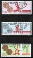 CUBA  Scott # 2366-8 VF USED (Stamp Scan # 447) - Cuba