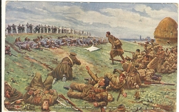 GUERRE 1914-18 -   L'Abus Du Drapeau Blanc   66 - Guerre 1914-18