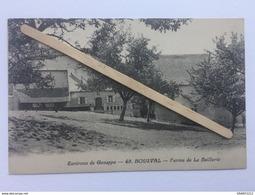 GENAPPE- ENVIRONS DE GENAPPE «BOUSVAL Nº 49 /FERME DE LA BAILLERIE «superbe Panorama (édit Baudiniére,Paris - Genappe