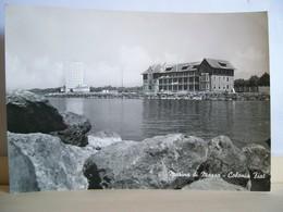 1965 - Marina Di Massa - Colonia Fiat E Colonia Ugo Pisa - Carrara - Panorama Dalla Scogliera - Ed. U. Biagioni - Massa
