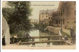 08 - Givet Vue Sur La Houille - Givet