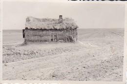 Foto Bauernhaus In Russland - Ca. 1940 - 8*5cm (39136) - Orte
