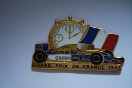20190202-2492 FORMULE 1 GRAND PRIX DE FRANCE 1992 RENAULT - F1
