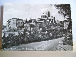 1963 - Grosseto - Massa Marittima - Panorama - Cattedrale E Campanile Chiesa - Vera Fotografia - Grosseto