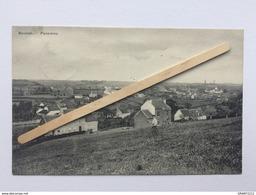 GENAPPE-BOUSVAL «PANORAMA»Panorama ,animée ,femme Dans Champ Fleuri (Édit E.MIESSE -WAUTIÉ) 1909. - Genappe