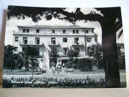 1956 - Marina Di Massa - Albergo Torino - Hotel - Animata Turisti - Giardini - Ed. R. Zannoni - Massa