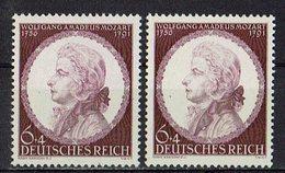 DR 1941 // Mi. 810 ** 2x - Deutschland
